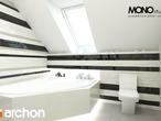 projekt Dom w rododendronach 14 Wizualizacja łazienki (wizualizacja 1 widok 3)