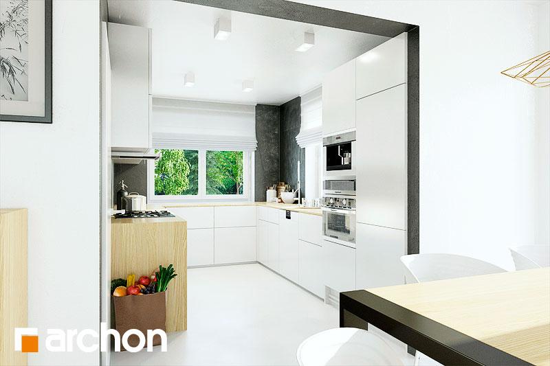 Projekt dom w bodziszkach d  24299