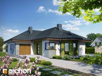 Projekt dom w powojach 2 ver 2  259