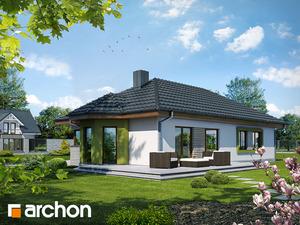Projekt dom w powojach 2 ver 2  260