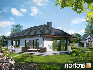 Projekt dom w powojach 2 ver 2  260lo