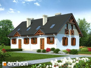 Dom w borówkach (R2) ver.2