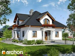 projekt Dom w tymianku 9