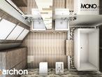 projekt Dom w rukoli Wizualizacja łazienki (wizualizacja 1 widok 5)