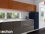 projekt Dom w budlejach Aranżacja kuchni 1 widok 3