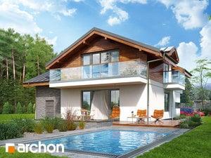 Projekt dom w budlejach ver 2  260