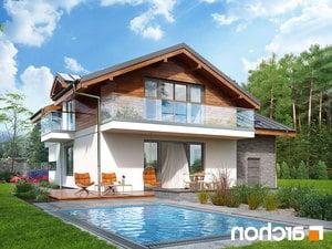 Projekt dom w budlejach ver 2  260lo