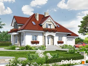 Projekt dom w kaliach ver 2  252lo