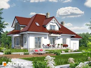 Projekt dom w kaliach ver 2  260