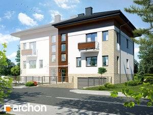 projekt Dom w sagowcach 3 (B)