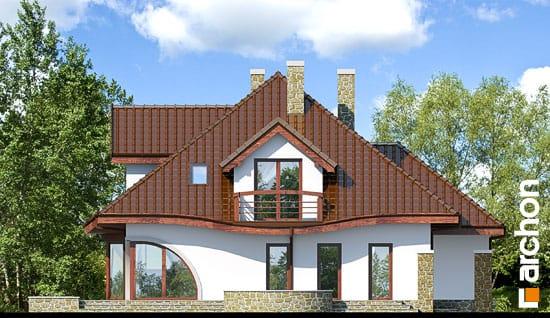 Elewacja ogrodowa projekt dom w zefirantach g2 ver 2  267