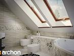 projekt Dom w zefirantach (G2) Wizualizacja łazienki (wizualizacja 3 widok 1)