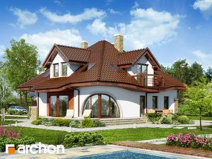 projekt Dom w zefirantach (G2) widok 2