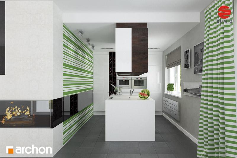 Projekt dom w idaredach 3 t  24271