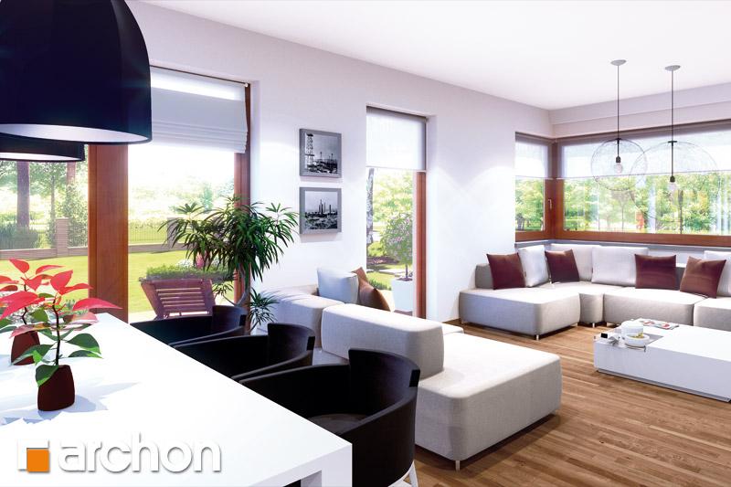 Projekt dom w idaredach 3 t  24268