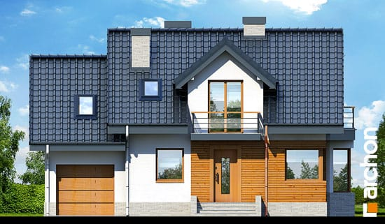 Projekt dom w perlowce n ver 2  264