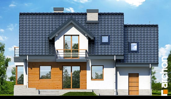 Projekt dom w perlowce n ver 2  267