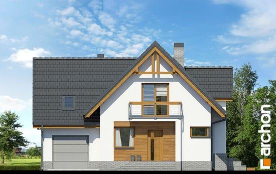 Elewacja frontowa projekt dom w morelach n ver 2  264