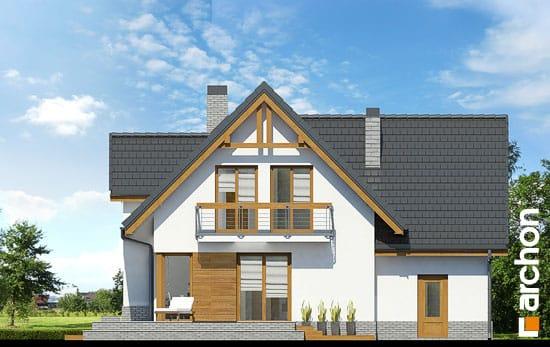 Projekt dom w morelach n ver 2  267