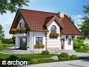 projekt Dom w lukrecji 5 (T)
