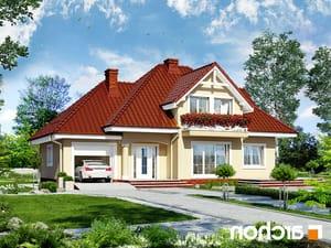 Projekt dom w lubczyku ver 2  252lo