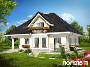 Projekt dom w awokado ver 2  260lo