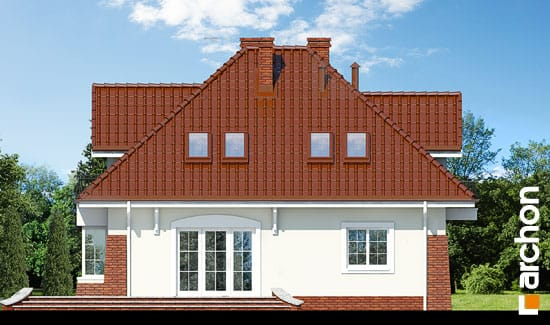 Projekt dom w koniczynce ver 2  267