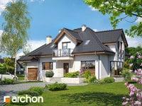 Projekt dom w werbenach n ver 2  259