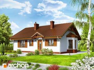 projekt Dom w jeżynach 2