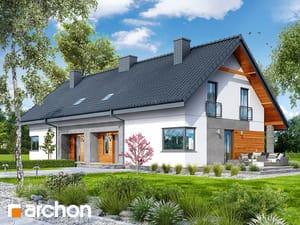 projekt Dom w malinówkach 2 (R2)