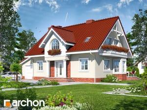 projekt Dom w mirabelkach (G)