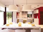 projekt Dom w tamaryszkach 2 (N) Wizualizacja kuchni 1 widok 1