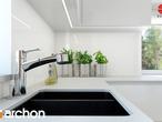 projekt Dom w nektarynkach 2 Aranżacja kuchni 1 widok 4