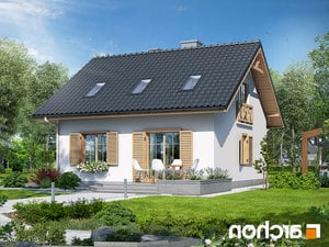 Projekt dom miniaturka ver 2  260lo