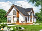 projekt Dom w lobeliach Stylizacja 4