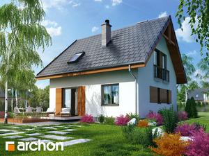 projekt Dom w poziomkach 3 widok 2