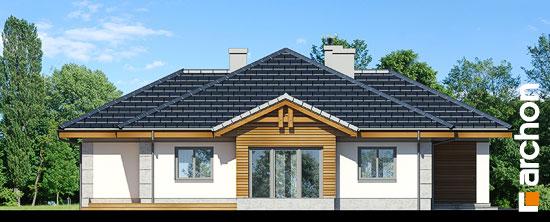 Elewacja boczna projekt dom w jonagoldach ver 2  266