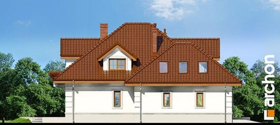 Elewacja boczna projekt dom w bergamotkach g2 ver 2  266