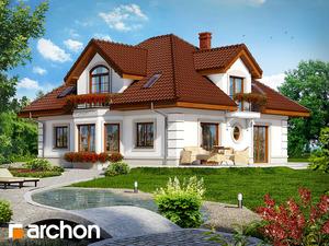 Projekt dom w bergamotkach g2 ver 2  260