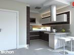 projekt Dom pod liczi Aranżacja kuchni 1 widok 1