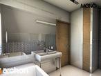 projekt Dom pod liczi Wizualizacja łazienki (wizualizacja 1 widok 3)