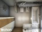 projekt Dom pod liczi Wizualizacja łazienki (wizualizacja 1 widok 5)