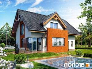 Projekt dom pod liczi ver 2  252lo