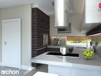 projekt Dom pod liczi (G2) Aranżacja kuchni 2 widok 2