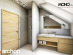 projekt Dom w wisteriach Wizualizacja łazienki (wizualizacja 1 widok 1)