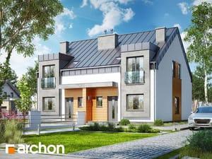 projekt Dom pod miłorzębem 9 (R2N)