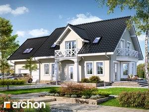 projekt Dom w lewkoniach 2 (G2)