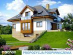 projekt Dom w bergamotkach (G2N) dodatkowa wizualizacja