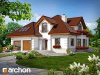projekt Dom w bergamotkach (G2P) widok 1