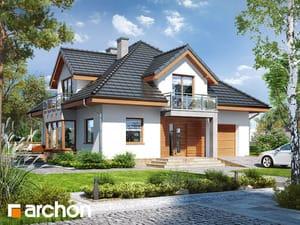 projekt Dom w tymianku 3 (N)